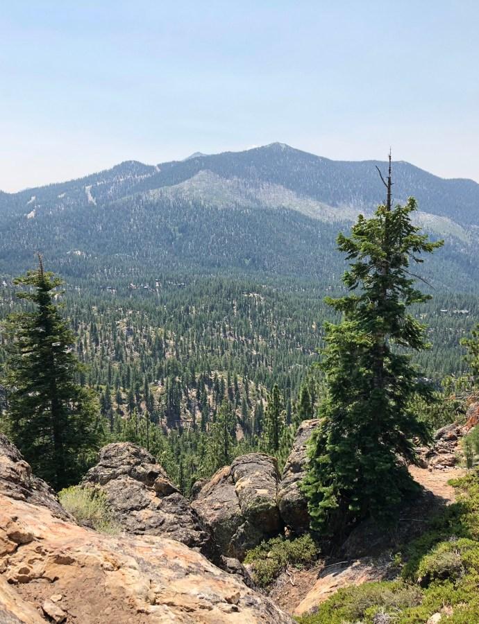 Healthy Travel Guide: Lake Tahoe