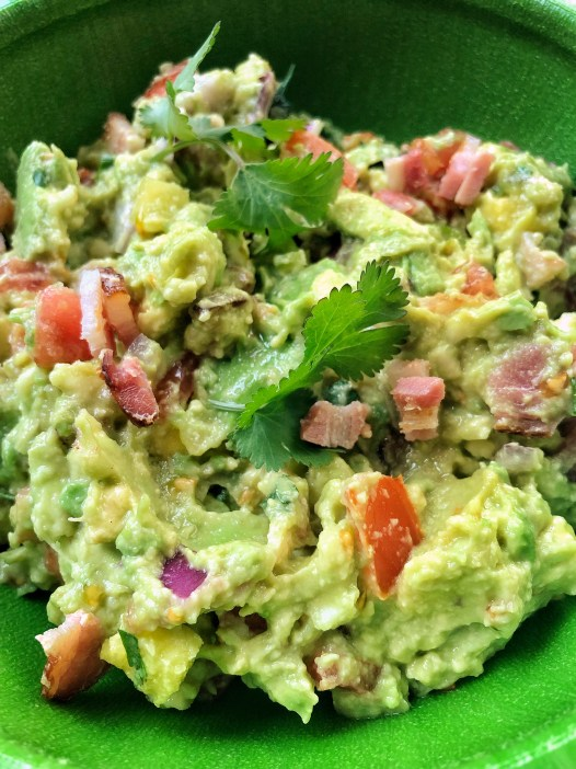 Bacon Holy Guacamole
