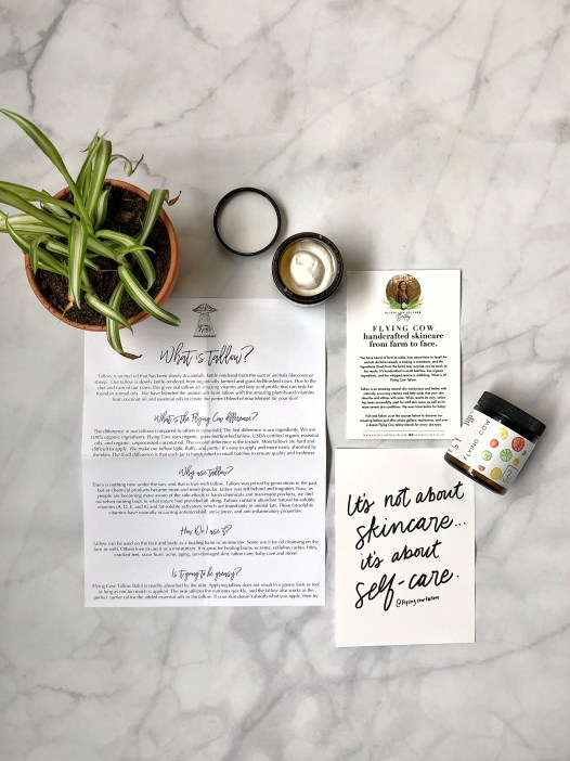 Flying Cow Tallow Skincare