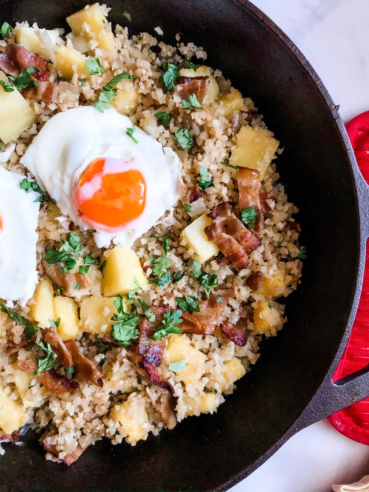 Easy Hawaiian Breakfast Bowl