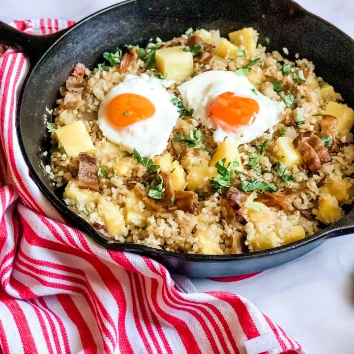Easy Hawaiian Breakfast Bowl