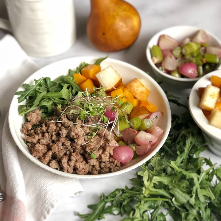 Nourishing Breakfast Bowl (AIP-Friendly)