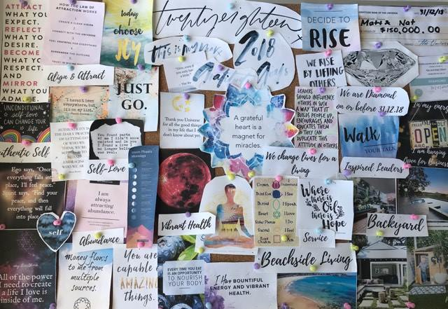 5 Easy Steps to Create an Epic Vision Board