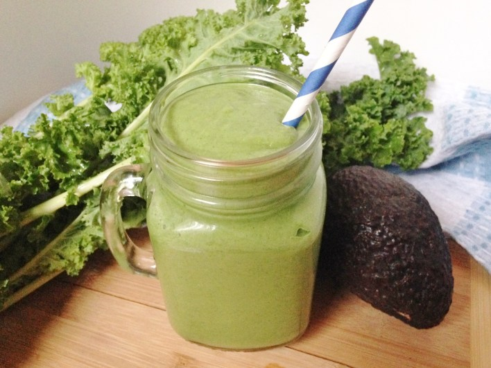 Sugar-free green smoothie