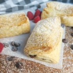 Easy Vegan Yeast-Free Pain au Chocolat