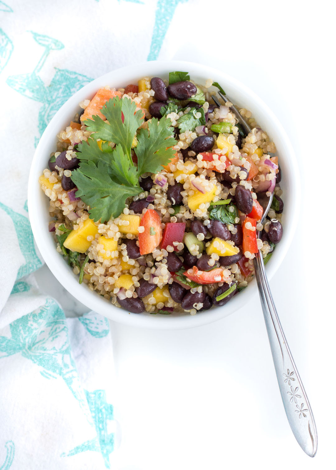 Easy to Make Quinoa Salad