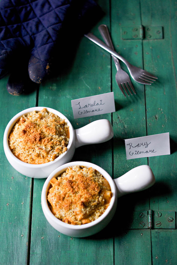 Gilmore Girls Viewing Party: Mucho Mac 'n Cheese