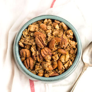 Superfood Gingerbread Granola