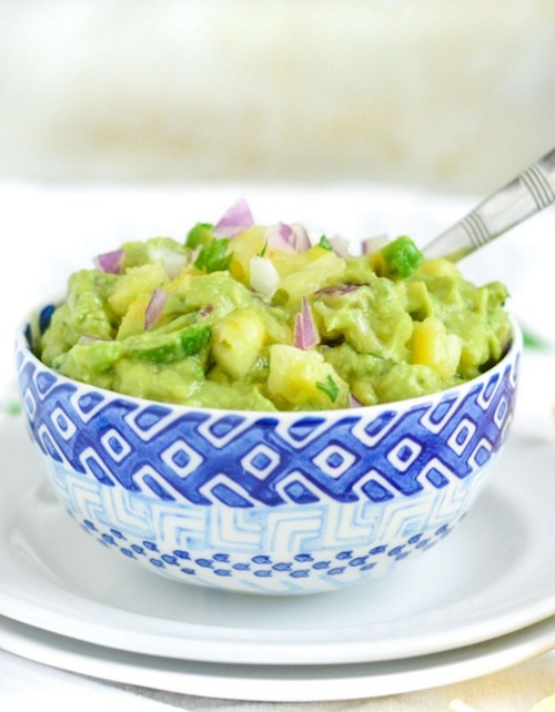 9 Awesome Guacamole Recipe Ideas | Pineapple Guacamole