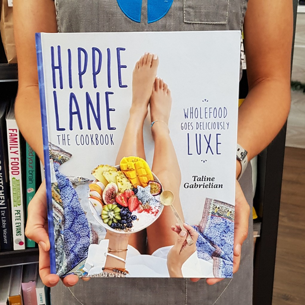 Hippie Lane by Taline Gabrielian