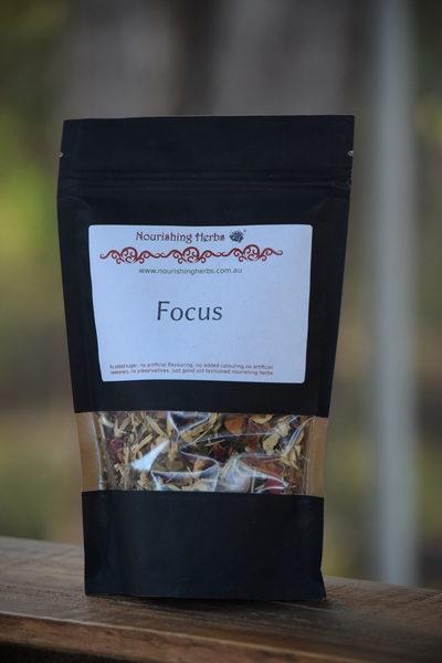 Focus Herbal Tea