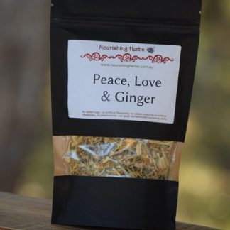 Peace Love and Ginger
