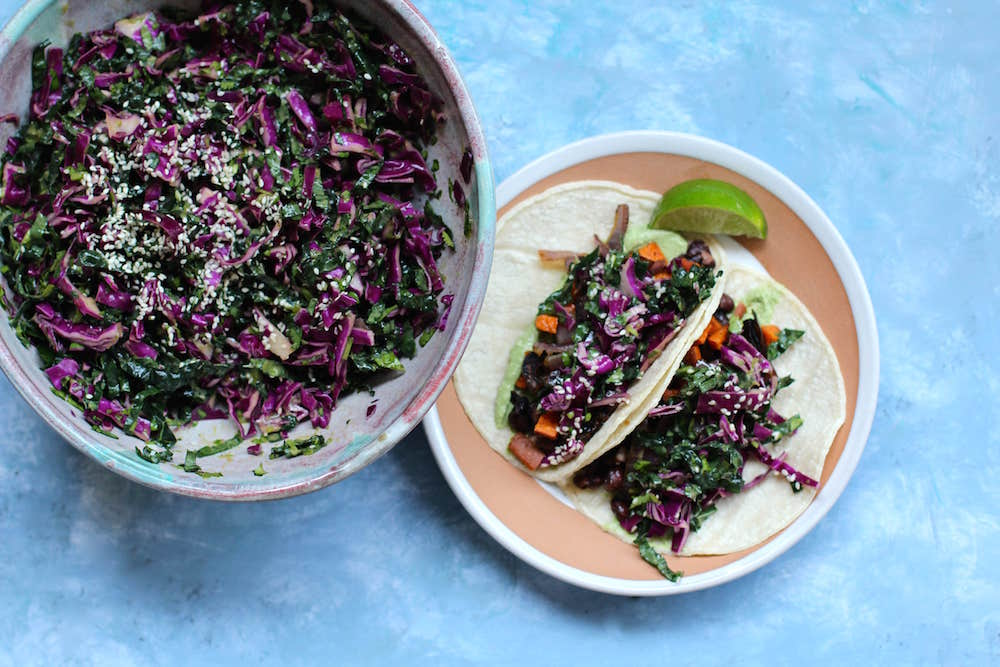 Vegan Tacos Recipe | Nourishing Wild