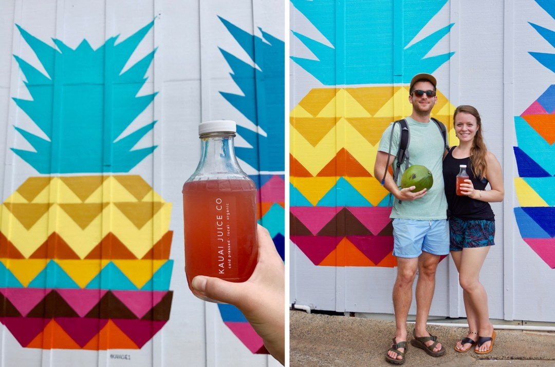Kauai Juice Co Review | We love this little juice place selling fresh and nourishing treats all over the island! | Kauai Travel Guide by Nourishing Wild