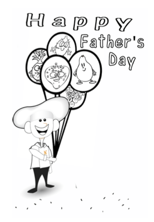 Free Father's Day Cards and Free and Low-Cost Gifts Kids