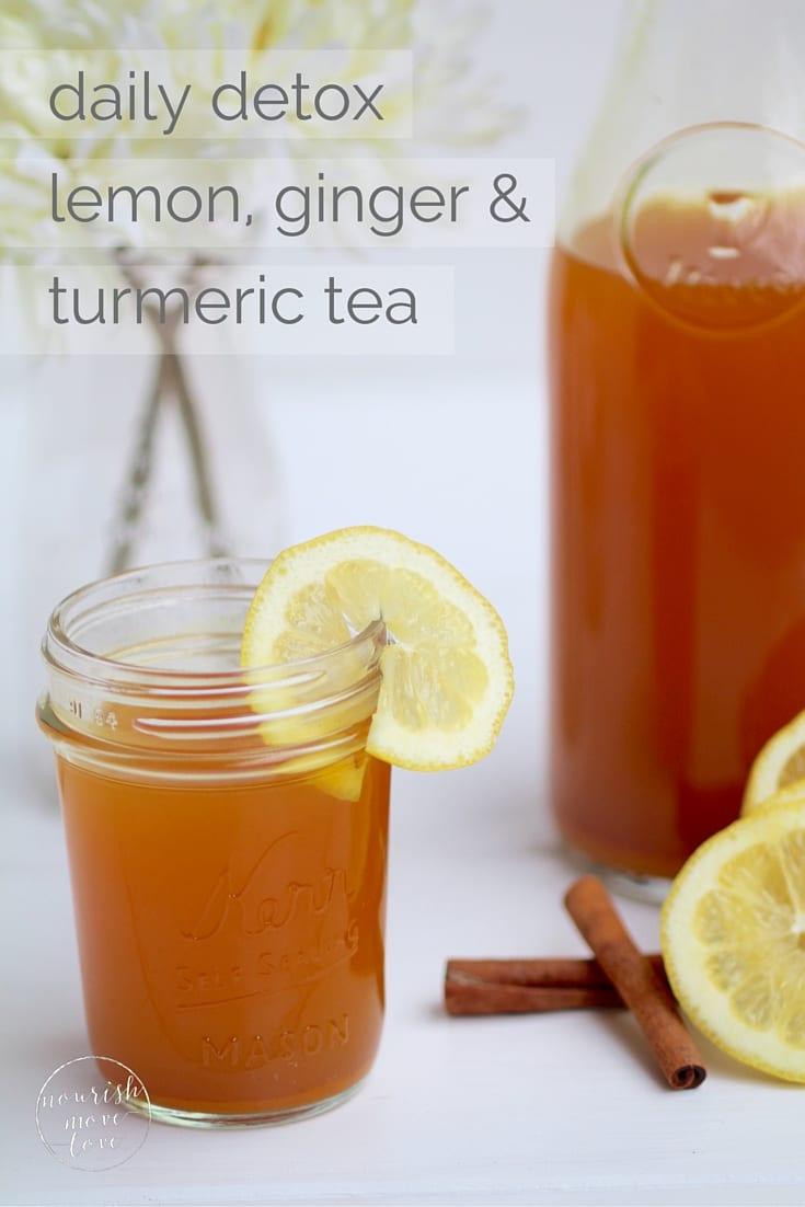 Hot Turmeric Drink Recipe