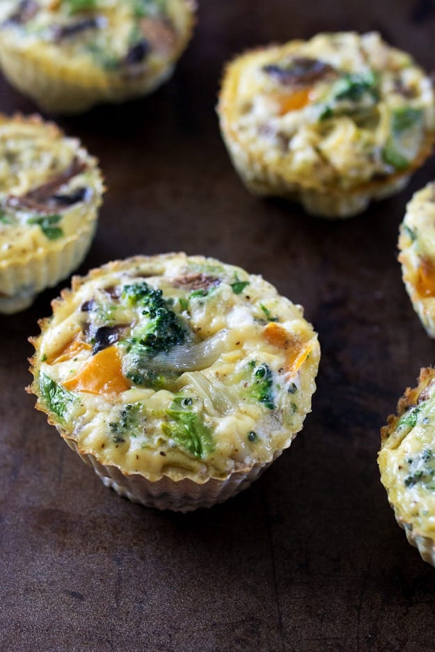 Healthy Baked Egg Cups
