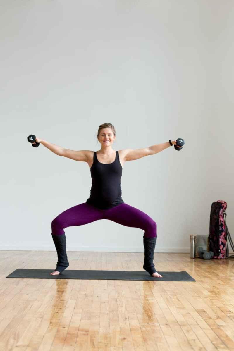 low impact barre cardio workout with larabar™