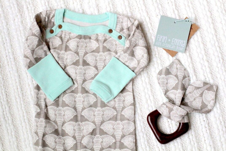 Finn + Emma Organic Baby Clothing, Toys + Accessories