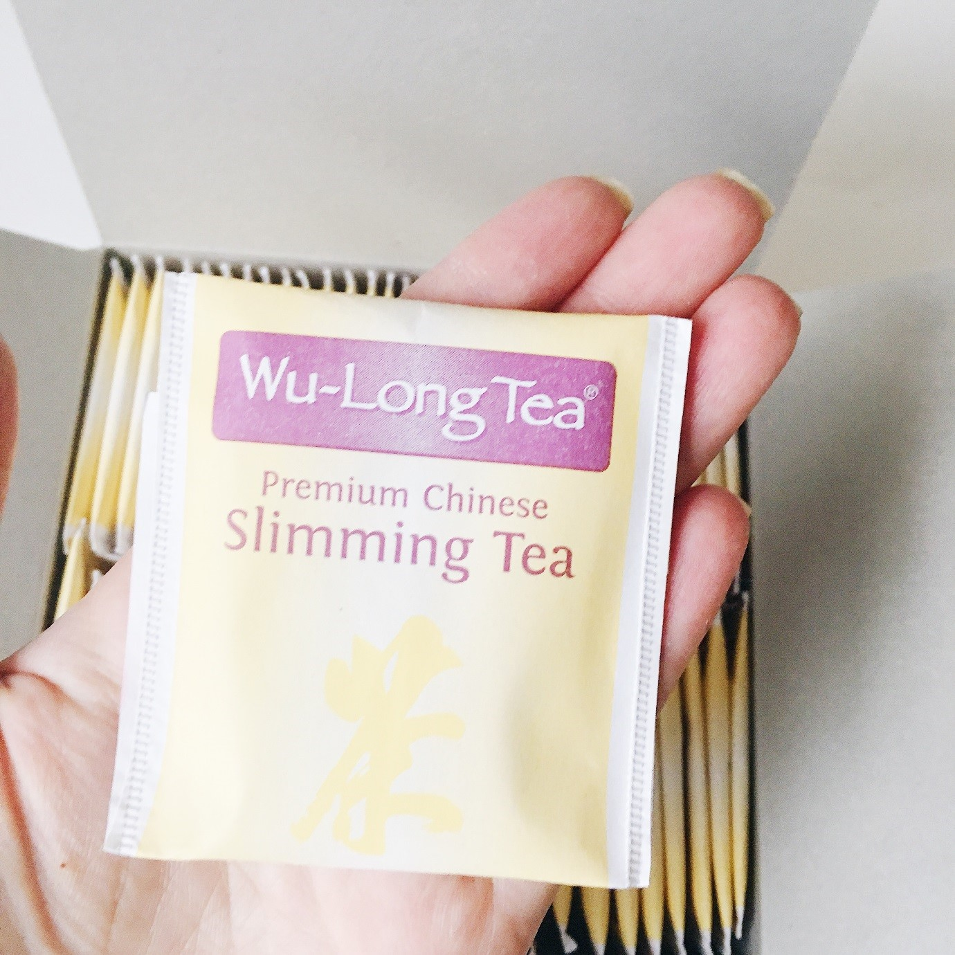 Okuma Naturals Wulong Sliming tea review