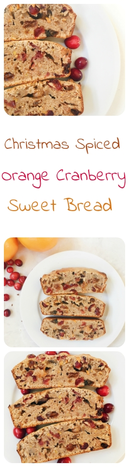 http://www.nourishyourglow.com/sweet-spiced-christmas-orange-cranberry-bread/