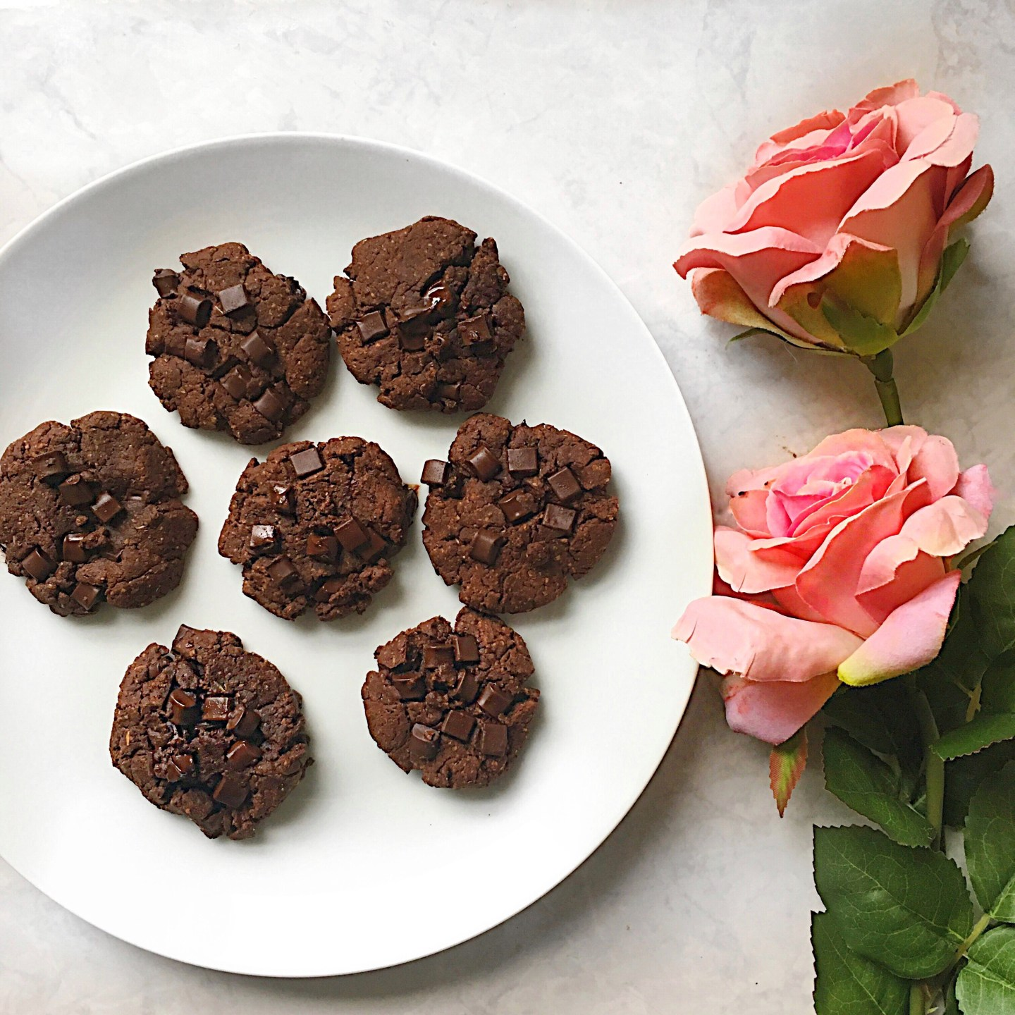 Healthy Double Chocolate Chip Cookie Recipe