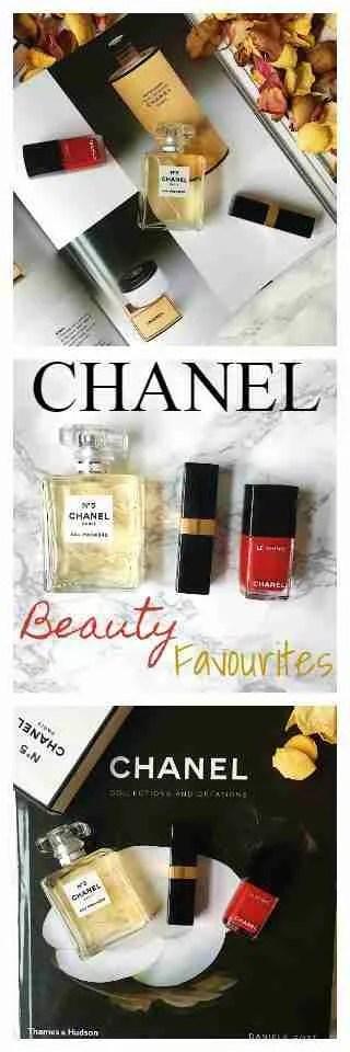 chanel beauty favourites parfum