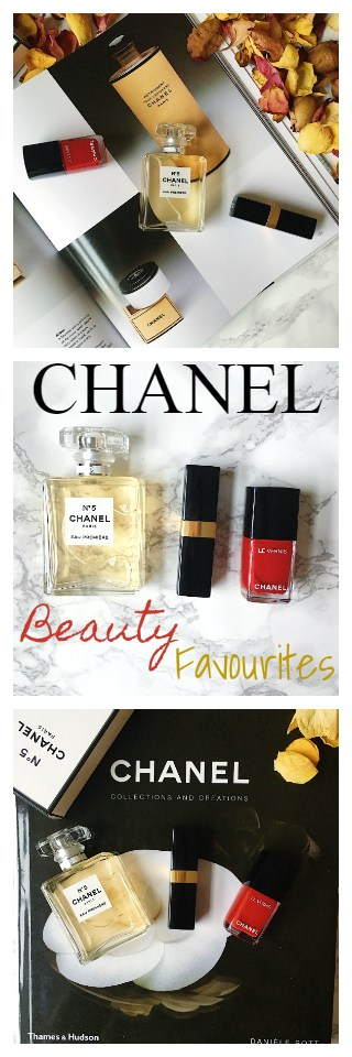 chanel beauty favourites parfum