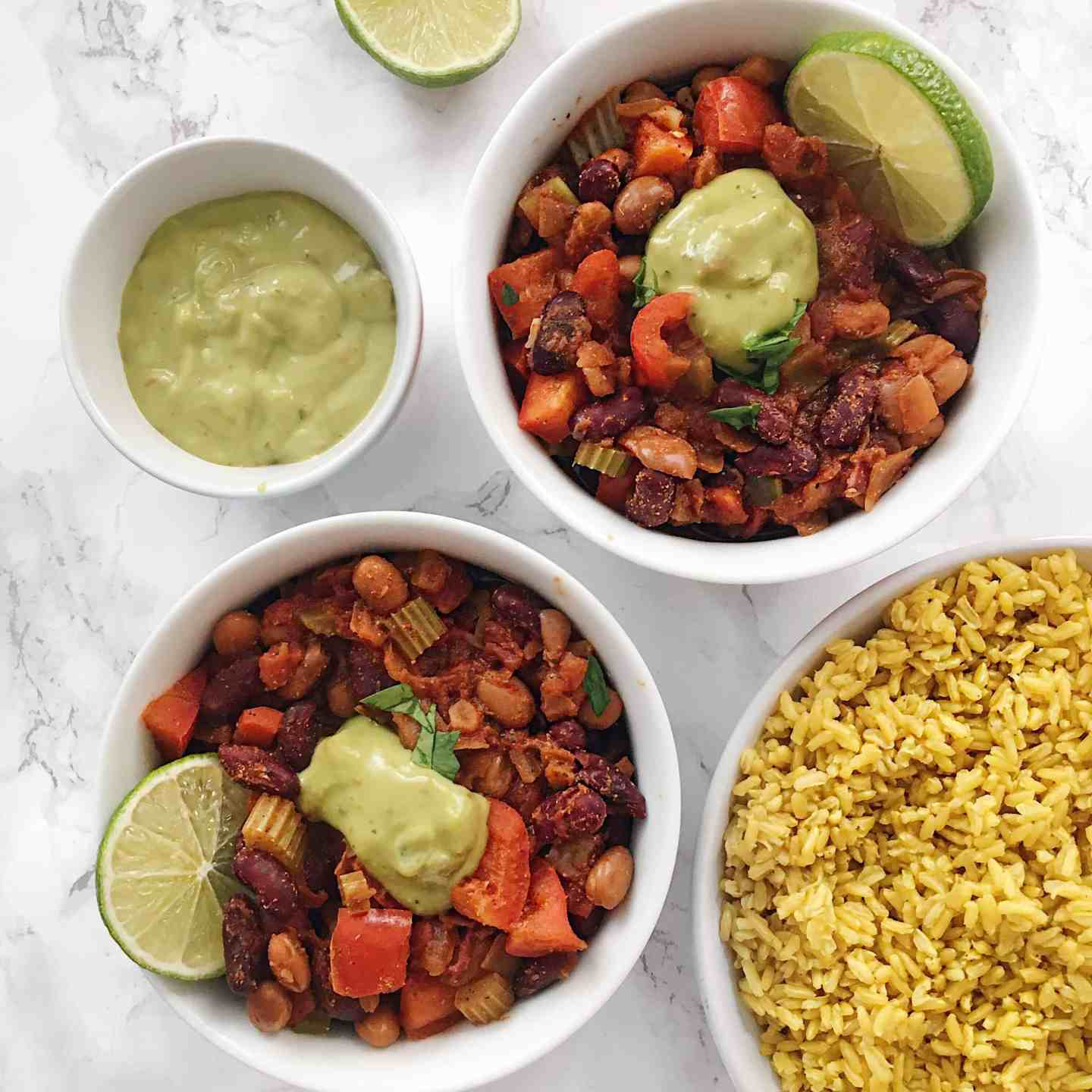 Healthy Vegetarian Chili Recipe