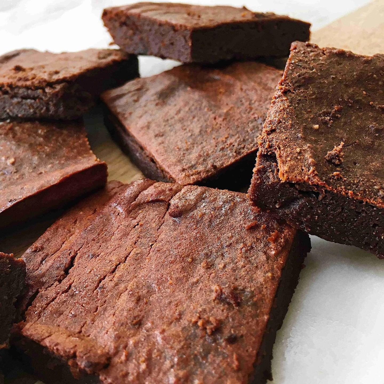 Healthy Sweet Potato Brownies Recipe
