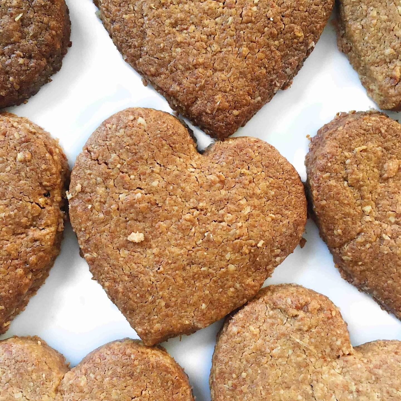 Healthy Gluten Free Almond Flour Cookies Recipe