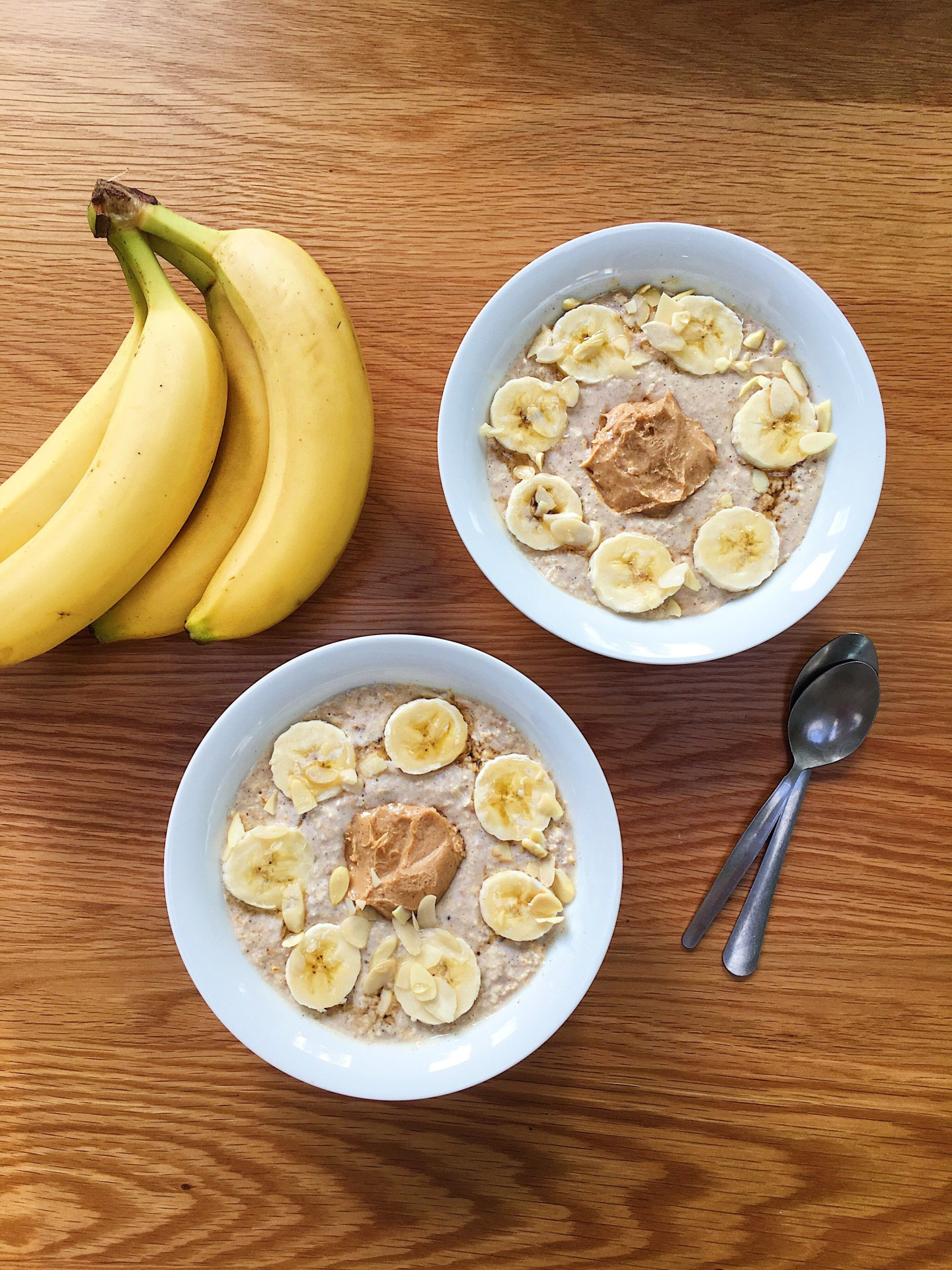 Peanut Butter Overnight Oats Recipe