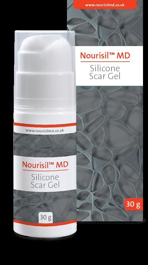 Nourisil™ MD | Scar Gel | Scar Cream | Scar Removal