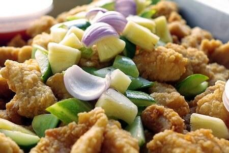 Nuggets liste des aliments ultra transformés