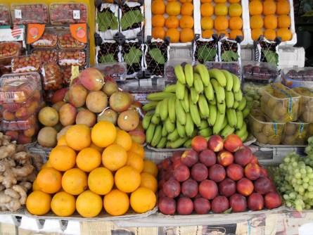 More beautiful fruits...