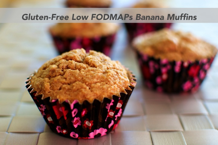 gluten-free low FODMAP banana muffins_Text