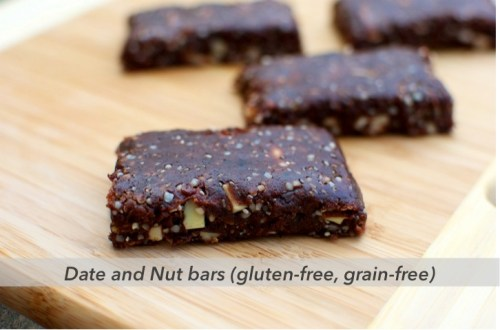 Date and Nut bars_Text