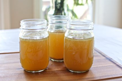 bone-broth is a source of collagen
