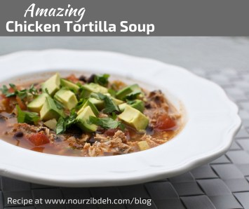 chicken tortilla soup_Nour Zibdeh