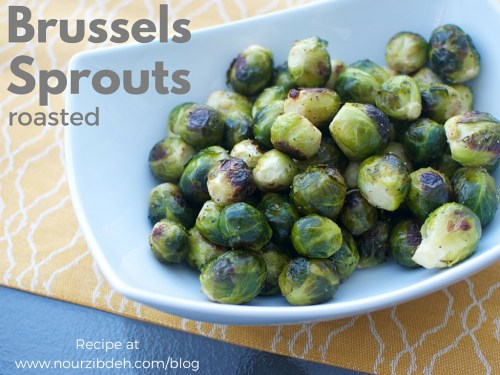 Roasted brussels sprouts_nourzibdeh