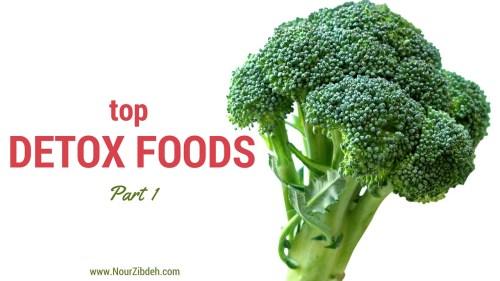 Top detox foods part1_YouTube