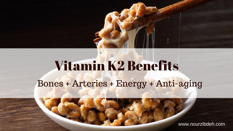 Vitamin K2 benefits health