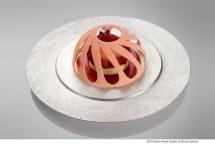 Ms. Claire Heitzler - Dôme fraises des bois au champagne