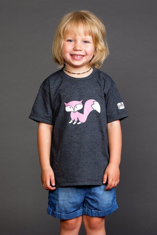 T-shirt renard enfant plb