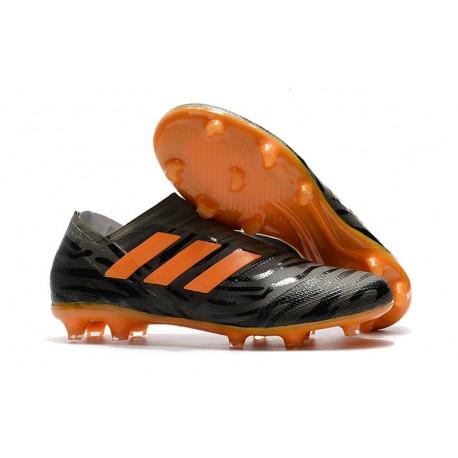 Crampon Adidas Orange 5