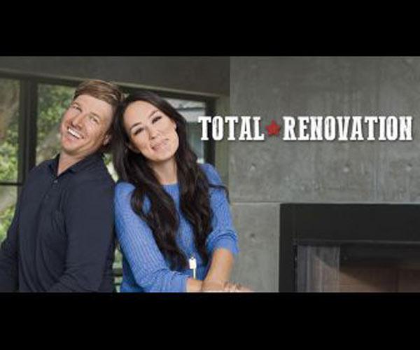 Avis Total Renovation NT1  Chip et Joanna Gaines en mode travaux et dco