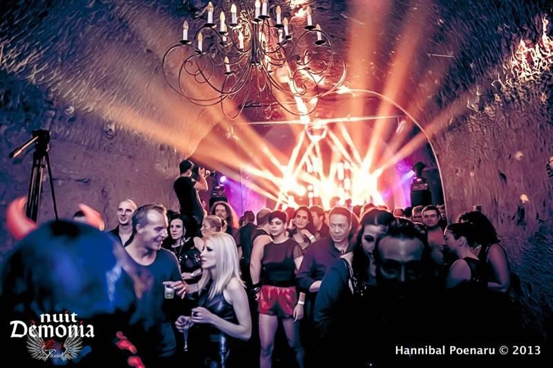 Photographe : Hannibal Poenaru - La Nuit Dèmonia 2013