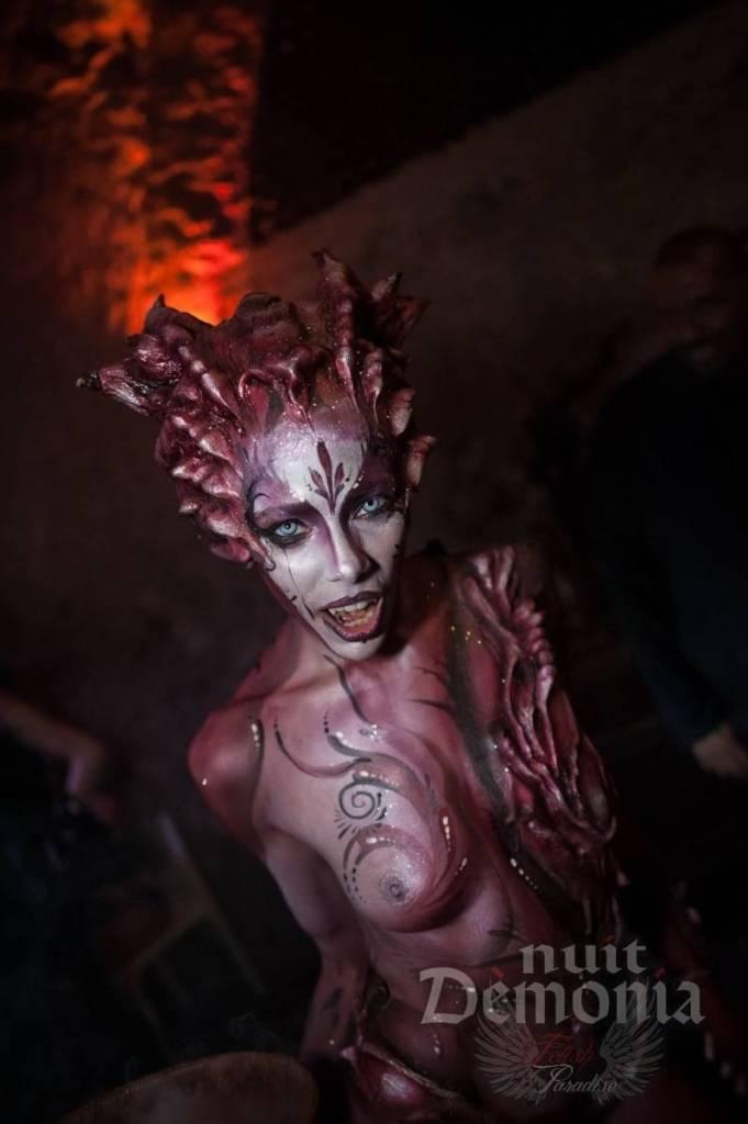Photographe : Mark Kultajev - La Nuit Dèmonia 2013