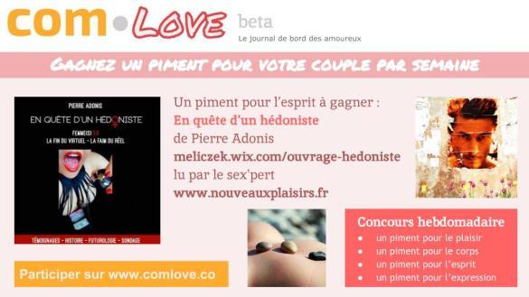 NXPL -Concours-ComLove-Adonis