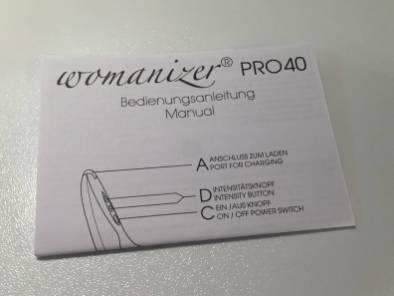 Womanizer Pro 40